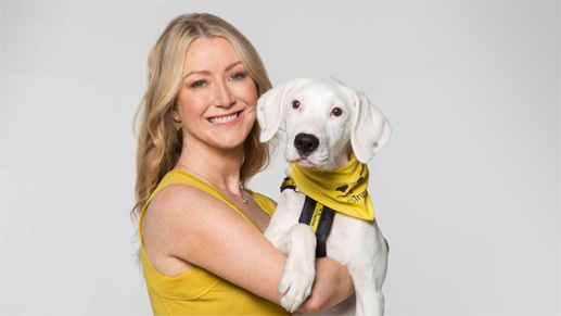 Dog Tales with Andrea Hayes
